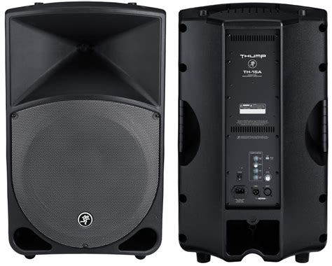 Pro Audio Dj Mackie 2 New Mackie Th 15a Pro Audio Dj 800 Watt Active 15