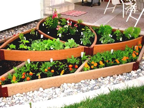 Gardens Ideas Pictures Image Of Awesome Small Simple Vegetable Garden Ideas For Your Living Designing City Idea With