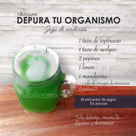 Jugos Detox Argentina by H 225 Bitos Health Coaching Jugo De Verduras Depura Tu