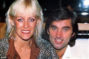 George Best's ex wife breaks leg after falling from monkey