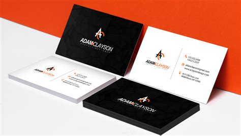 Business Cards business cards 101 5 basic design tips for killer