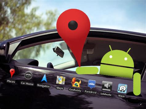 Android Car by Cars Running On Android Unixmen