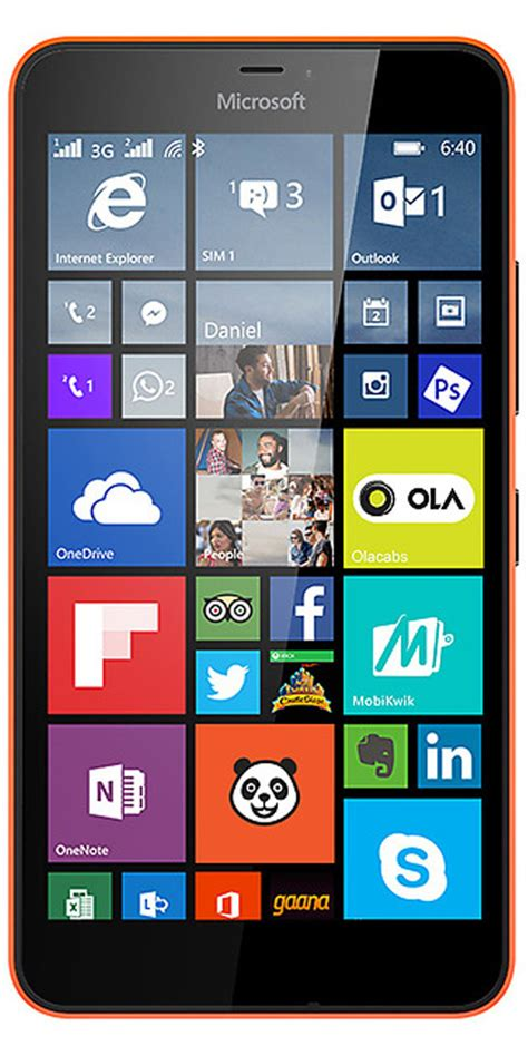 Hp Nokia Lumia 640 Xl Lte microsoft lumia 640 xl lte price specifications features comparison