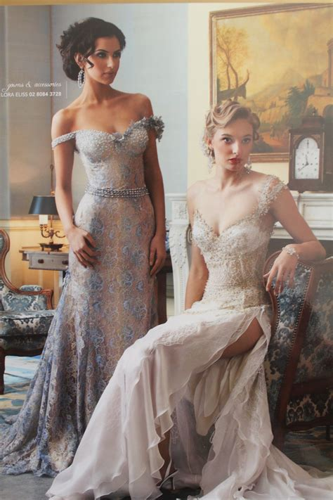 nontraditional bridesmaid chagne and blue non white wedding dresses attractive sleeve wedding