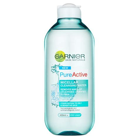 Original 100 N Micellar Cleansing Water Makeup Remover garnier micellar cleansing water 400ml health