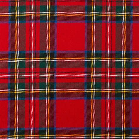 what is tartan stewart royal modern light weight tartan fabric