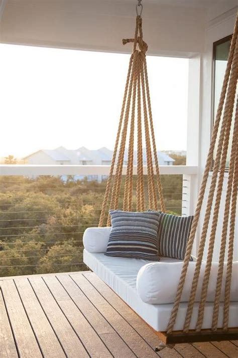 bed with swing best 25 balconies ideas on pinterest balcony balcony
