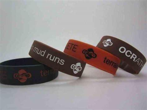 cheap custom rubber st plain rubber wristbands 24 hour wristbands
