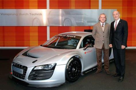 Audi Auslieferung by Auslieferung Des Audi R8 Lms Hat Begonnen Automobilsport