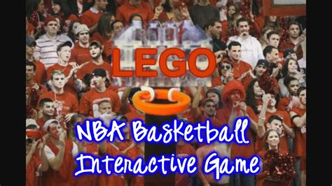 basketball interactive lego nba basketball interactive