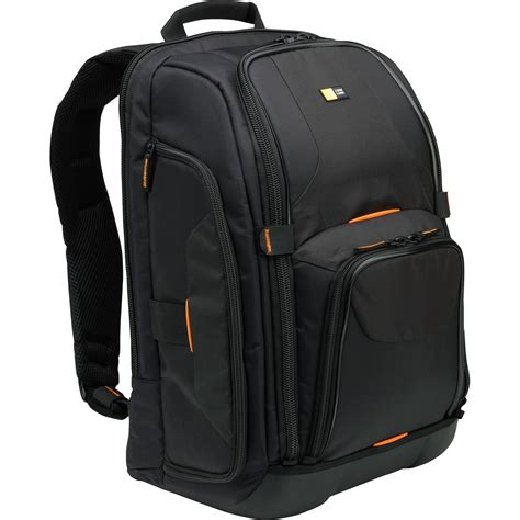 case logic slrc 206 slr camera laptop backpack slrc 206 b h