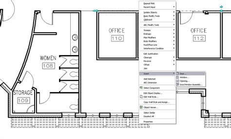 Workshop Floor Plan Software autocad architecture architectural design software