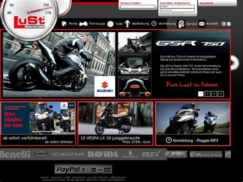 Motorrad Lust Roller motorrad lust gmbh in k 246 ln motorradh 228 ndler