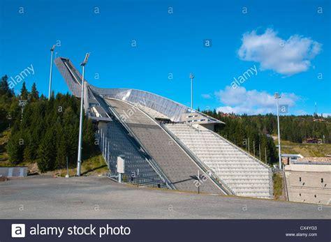 len 8 bezirk ski jump tower stockfotos ski jump tower bilder alamy
