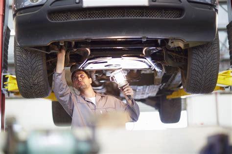 automotive mechanic description salary and skills