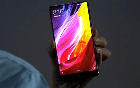 Mix Undies 5in1 外型將更驚艷 傳第二代小米 mix 螢幕佔比再提升 自由電子報 3c科技