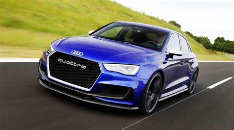 Audi Quattro Neu neu audi a3 clubsport quattro modellvorstellung