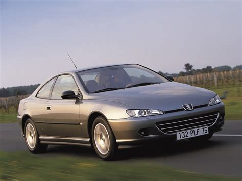 peugeot coupe peugeot 406 coupe specs 2003 2004 autoevolution