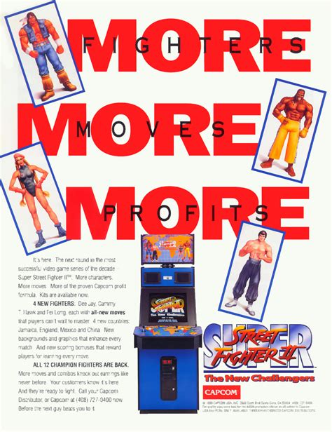 fighter 2 the new challengers fighter ii the new challengers world 930911