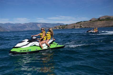 lake chelan boat company chelan parasail watersports