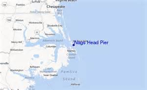 map of nags carolina nags pier surf forecast and surf reports carolina