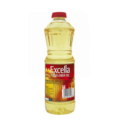 Excella sunflower oil makro online