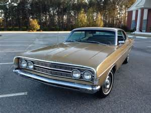 1968 Ford Fairlane 500 Sell Used 1968 Ford Fairlane 500 Formal Hardtop 2 Door