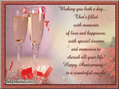 50th Wedding Anniversary Wishes And Toasts by Happy Anniversary To And