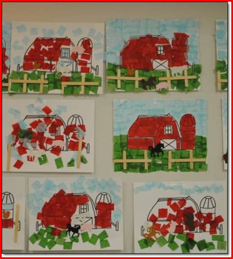 farm animals crafts for farm animal crafts for preschoolers project