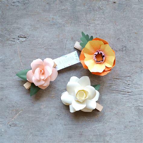 fiori decorativi fiori di carta decorativi la figurina shop