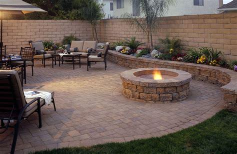 Backyard Yelp Backyard Patio With Firepit Yelp