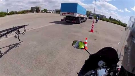 Motorrad Grundfahraufgaben Videos by 18 05 2014 Grundfahraufgaben Mit Dem Eigenen Motorrad