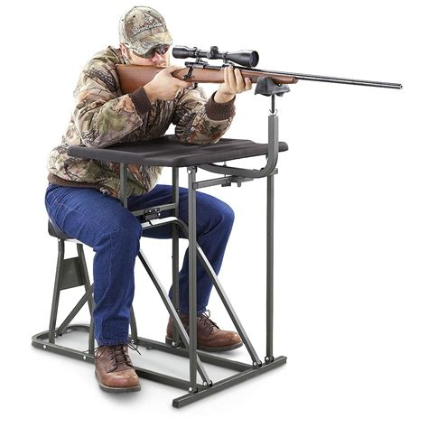 bench shooting tips southwest tactical 174 buck shooting bench 195588 shooting