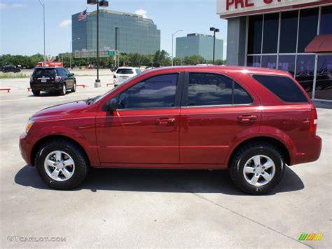 Kia 2008 Lx Spicy 2008 Kia Sorento Lx Exterior Photo 49087875