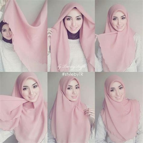 tutorial hijab pashmina model syar i 15 tutorial hijab modern syar i terbaru 2017 model hijab