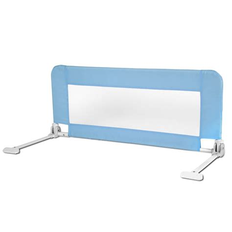 child bed rail 150cm blue baby child toddler bed rail safety protection