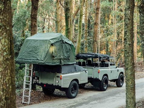 land rover series 3 off road land rover series iii adventure rig