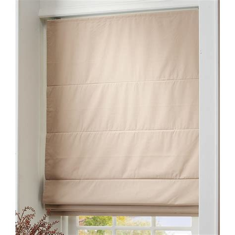 roman shades and curtains cord free roman shade 193204 curtains at sportsman s