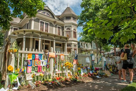 Memorial Mork And Mindy House Boulder Colorado 2014 The Photography Blog Of