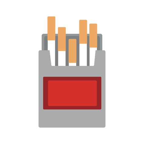 Custom House Plans cigarette packet icon transparent png amp svg vector