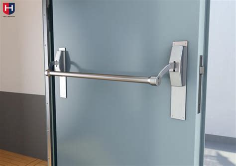 Panic Door Hardware Floors Doors Interior Design Panic Bars For Glass Doors