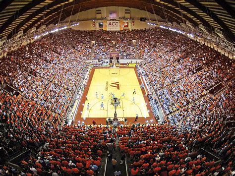 Kaos Virginia Tech Basketball Most Popular virginia tech hokies cassell coliseum by replay photos