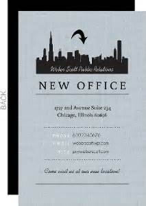 business moving announcement template business moving announcements business moving cards by new location moving card moving announcements from