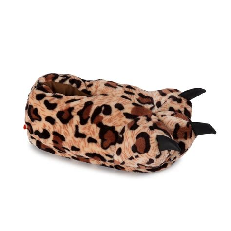 claws slippers paw slippers with tiger claws for adults and children