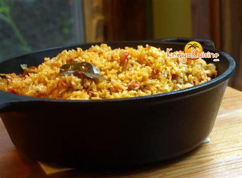 recette de cuisine creole recettes cr 233 oles de riz
