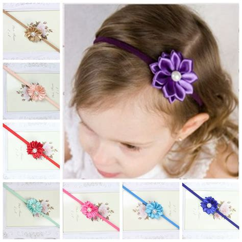 aliexpress buy 2015 newborn infants headbands pearl headband baby headband hairband