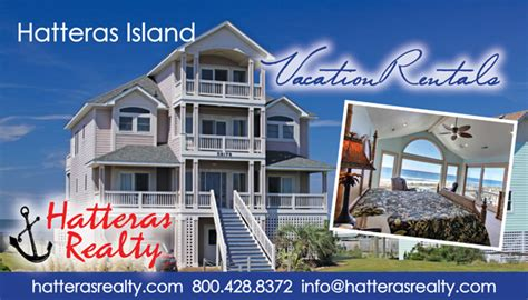outer banks realty companies hatteras realty obx connection