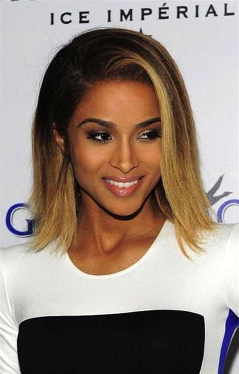 shoulder sweeping bob hair pics 15 ciara short bob hair bob hairstyles 2017 short