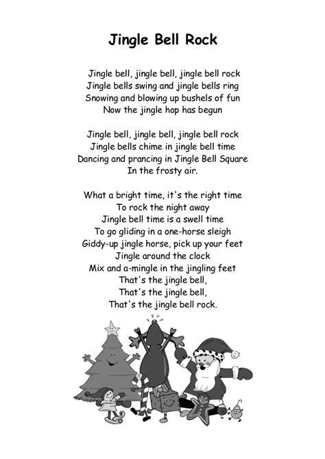 jingle bells rock testo jingle bell rock 4t