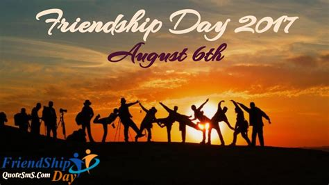 when is friendship day 2018 happy friendship day date